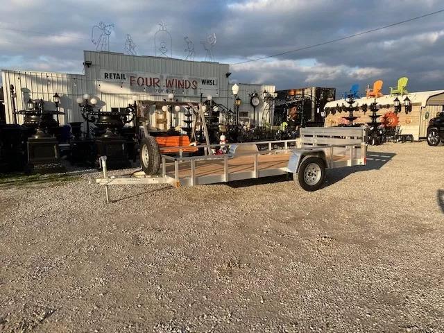 aluminum utility trailers for sale