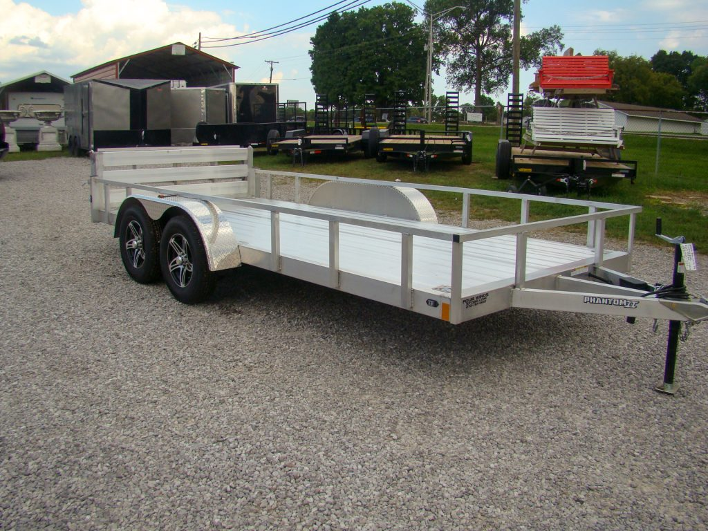 stealth utility trailers