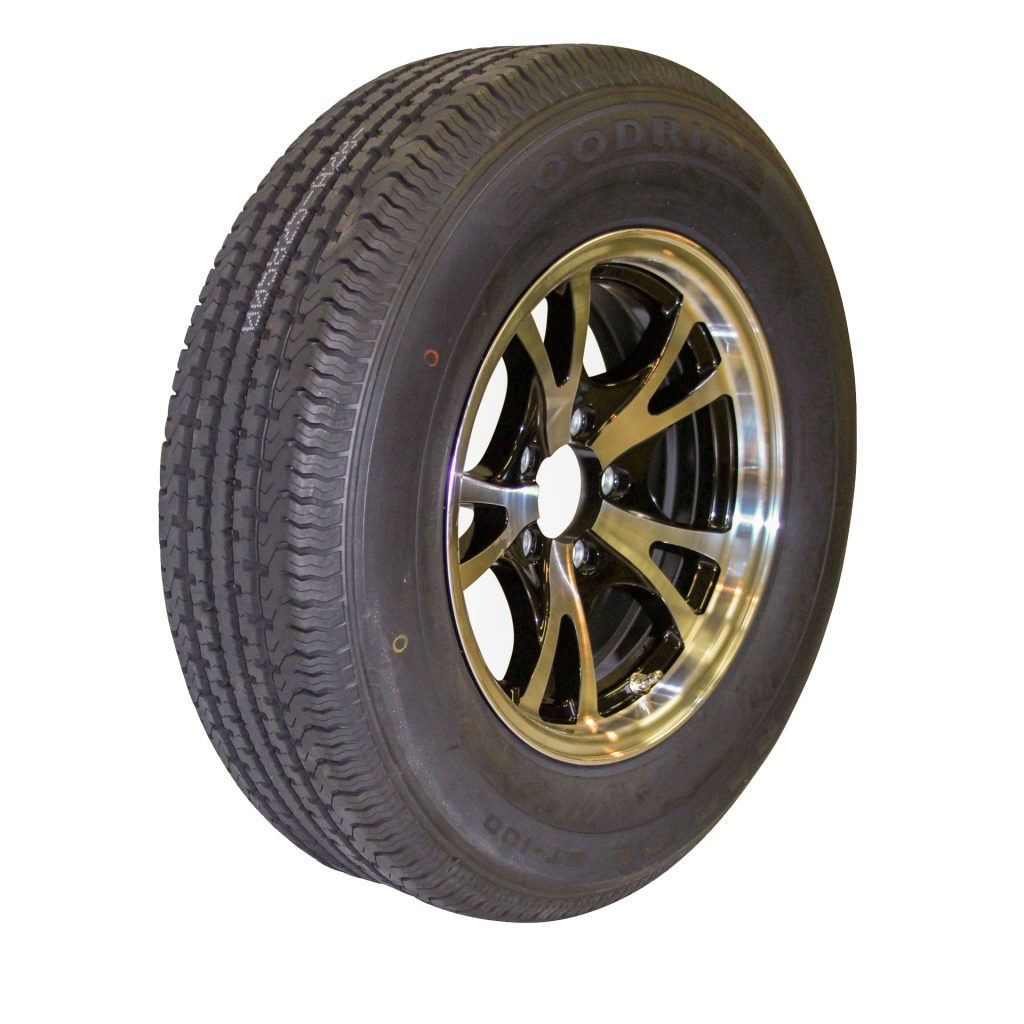 aluminum trailer wheels and tires in ky