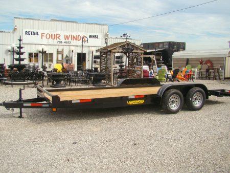 83x13 car hauler trailer