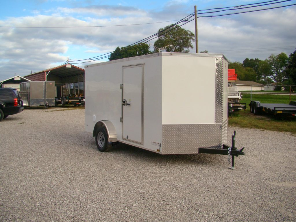 small enclosed trailer in ky