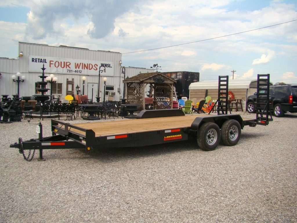 83x20 equipment trailers for sale