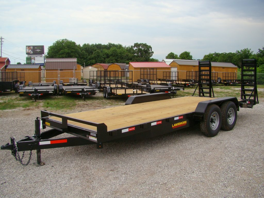 wooden equipment trailers for sale