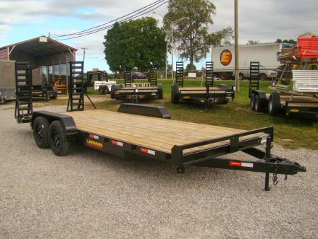 heavy duty equipment trailers for sale