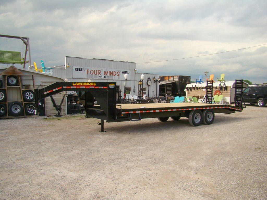 102x25 gooseneck flatbed trailer in ky