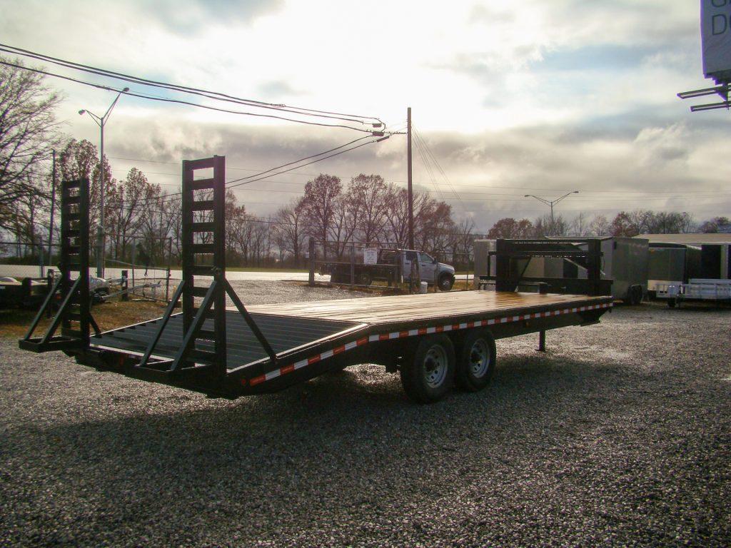 gooseneck flatbed trailer for sale in ky