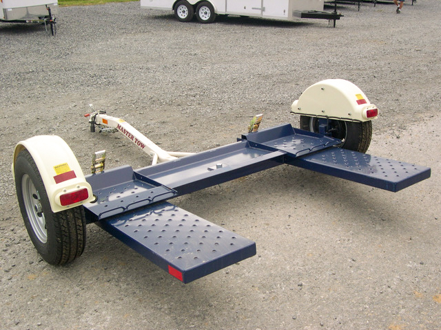 small car tow dolly