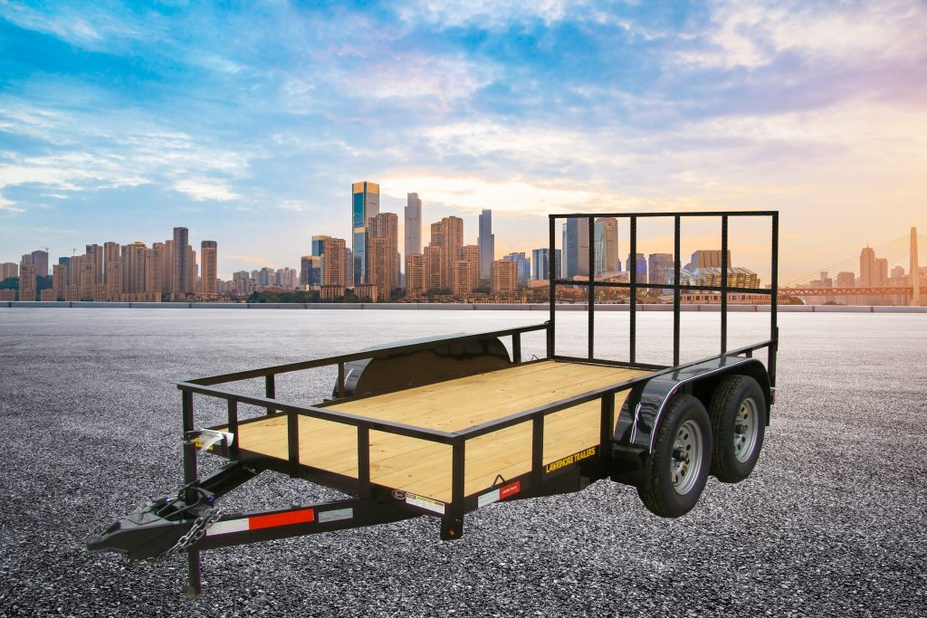 utility trailers in ky for sale