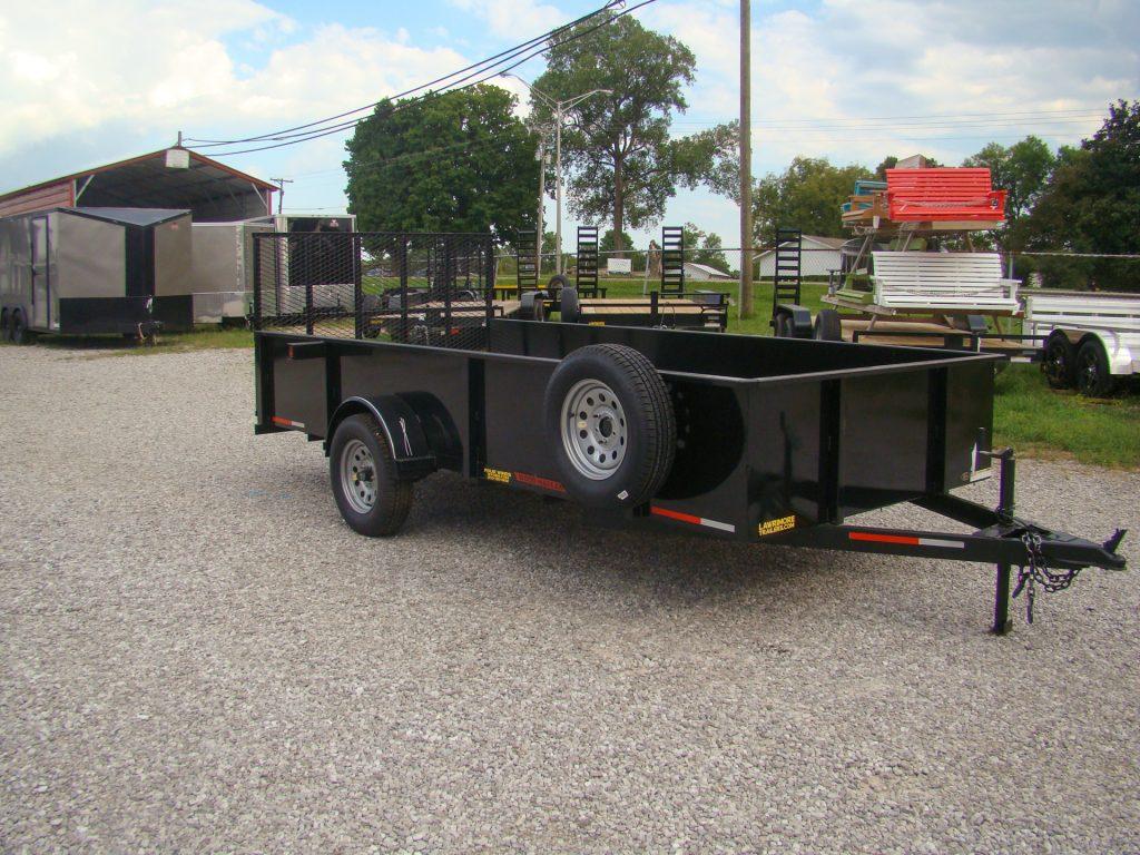 best flatbed utility trailer
