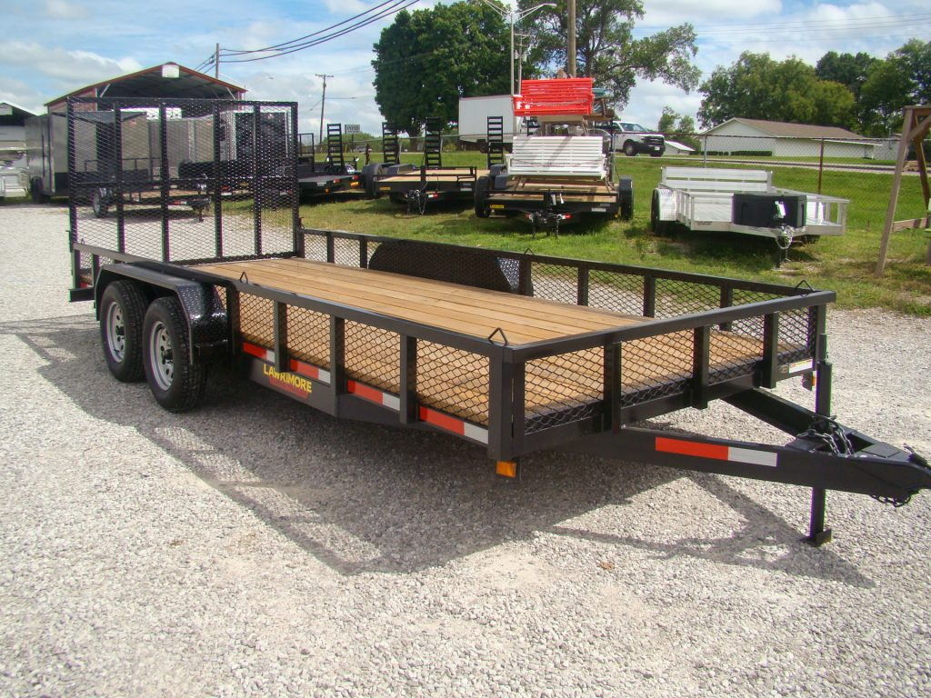flatbed utility trailer for sale